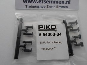 54000-04: Piko HO buffers